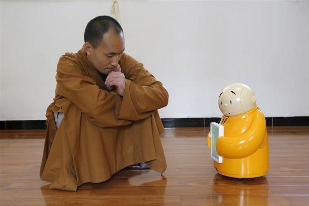 xianer-robot-monk